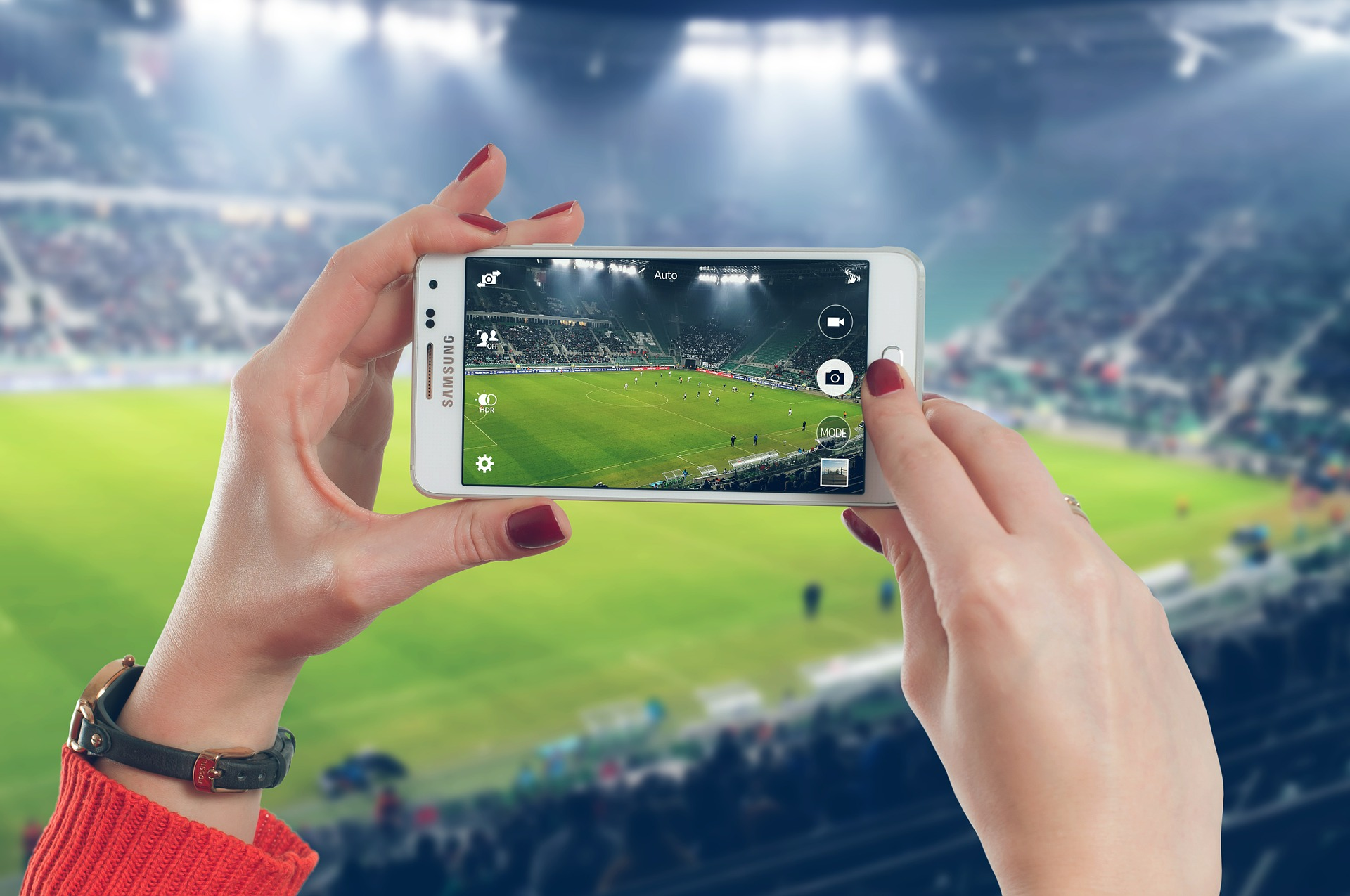 Live Video Streaming Trends exemple