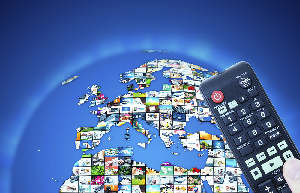 ROKU Global Channel Dacast Streaming
