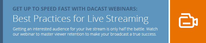 Best Practices for Live Streaming Success