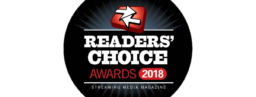 2018 Streaming Media Readers' Choice Awards