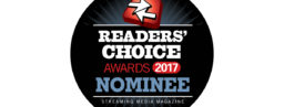 2017 Streaming Media Readers' Choice Awards
