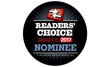 2017 Streaming Media Readers' Choice Awards