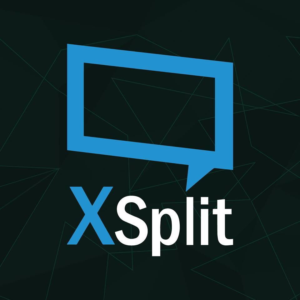 Xsplit logo 6 Video Streaming Software Compatible with your Live Streaming Platform