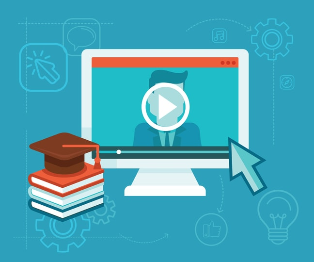Live Broadcast Software for Teaching Online Classes