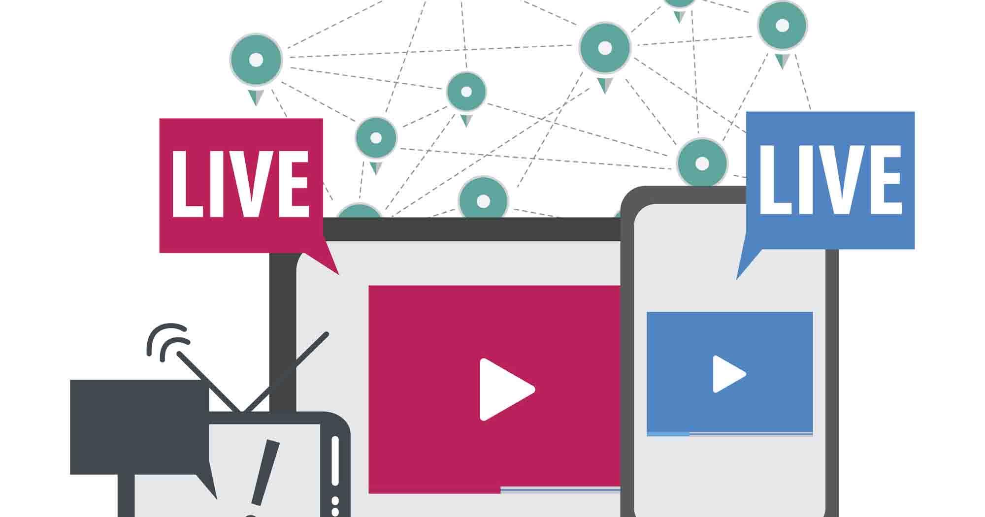 top 5 video streaming platforms