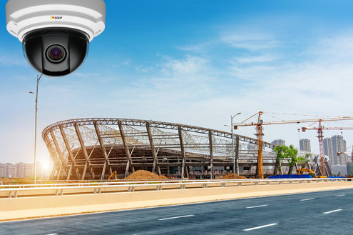 How to connect a network camera to a RTMP online video platform?